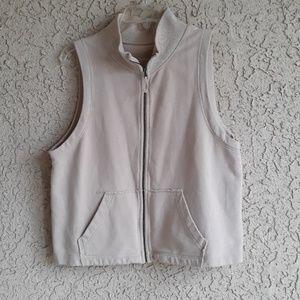 Eileen Fisher Organic Cotton Vest